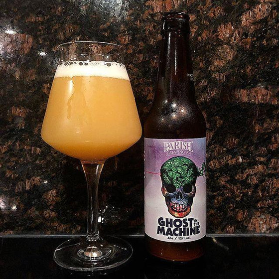 Gulf Distributing Beer Parish Ghost in the Machine IPA