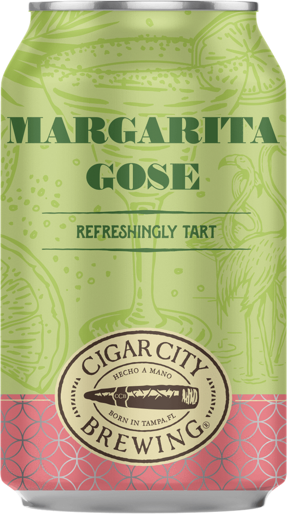 Gulf Distributing Craft Beer Cigar City Margarita Gose 6 pk