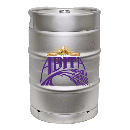 Gulf Distributing Keg Beer Abita Brewing Kegs
