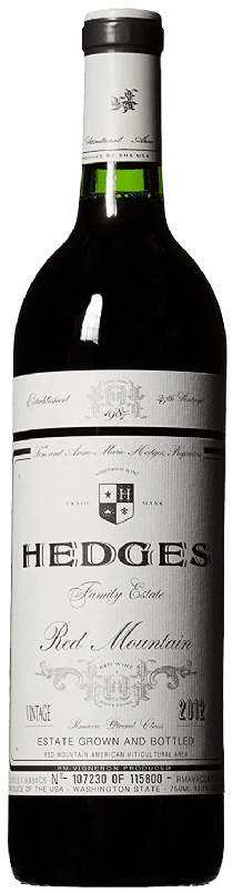 Hedges Red Blend 2013 Hedges Family Estate, Red Mountain Red