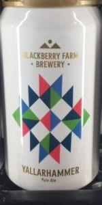 International Beer Blackberry Farm Yallarhammer Pale Ale 6 pk