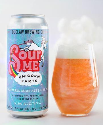 International Beer DuClaw Sour Me Unicorn Farts