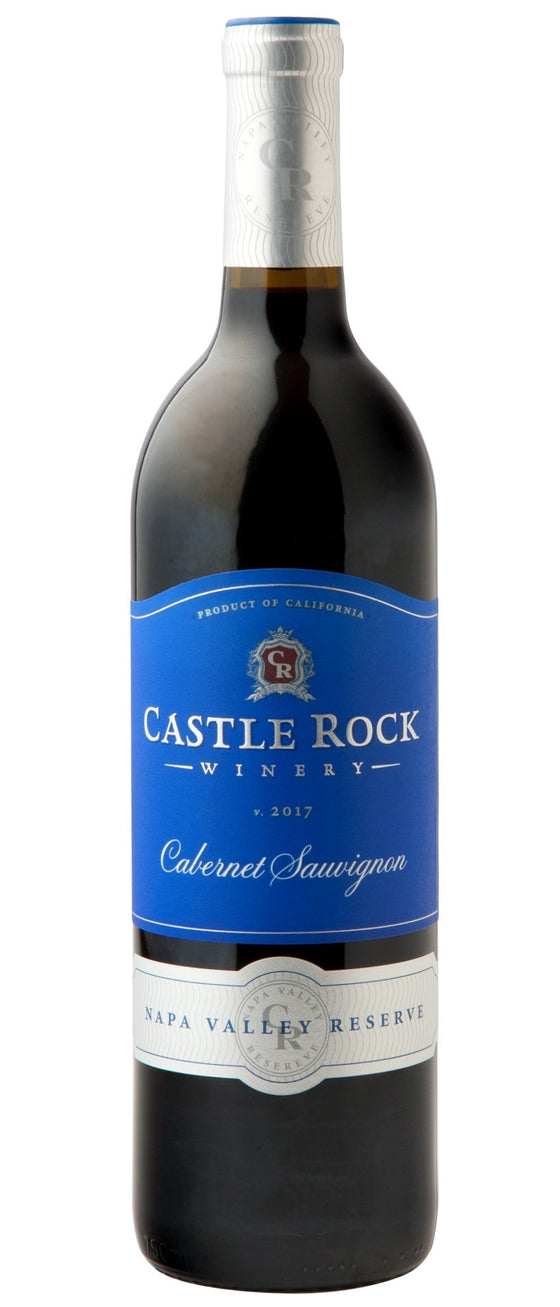 International Cabernet Sauvignon Castle Rock Napa Valley Reserve Cabernet Sauvignon 2017