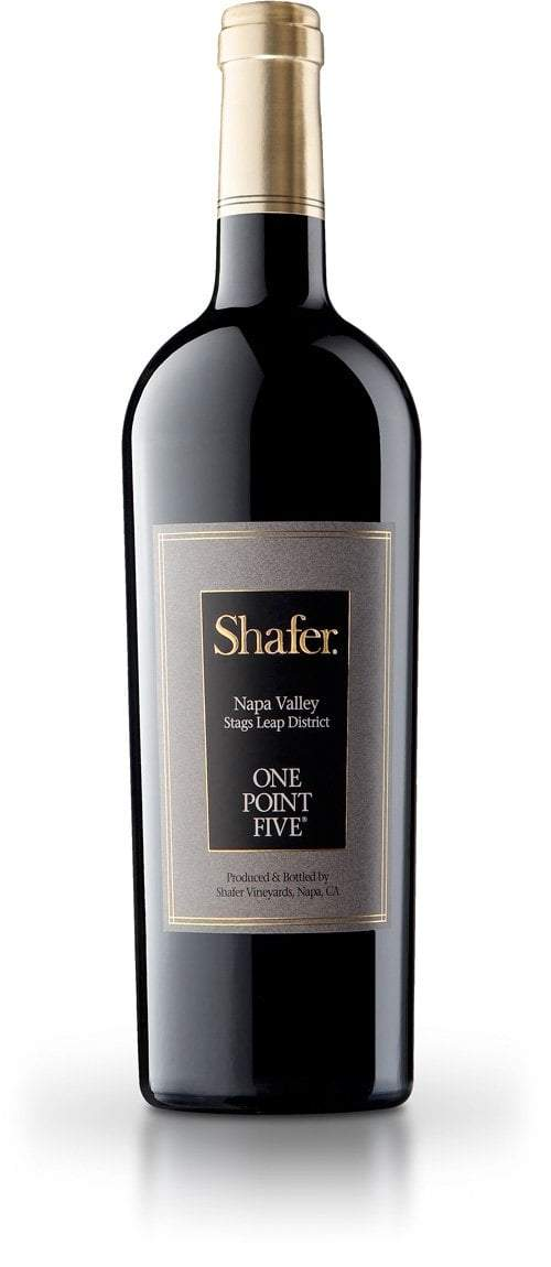 International Cabernet Sauvignon Shafer One Point Five Cabernet Sauvignon