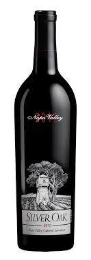 International Cabernet Sauvignon Silver Oak Napa Valley
