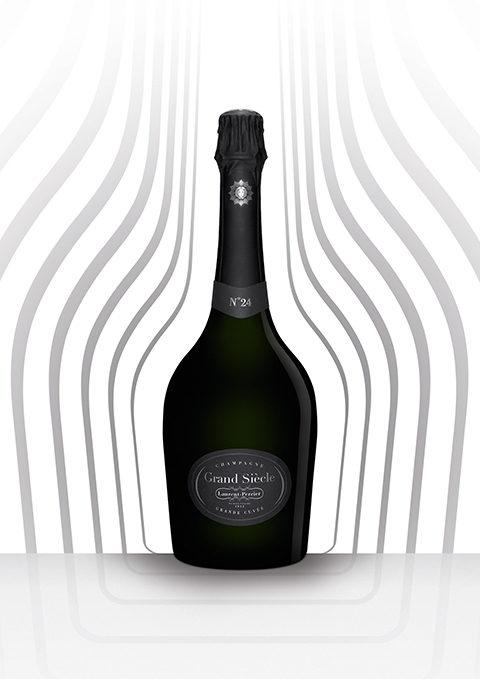 International Champagne Laurent-Perrier Grand Siecle No.24