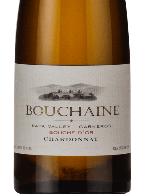 International Chardonnay Bouchaine Bouche D'Or Late Harvest Chardonnay