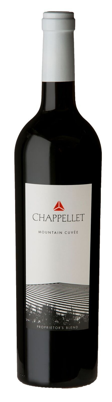 International Red Blend Chappellet 2016 Mountain Cuvée Proprietor's Red, Napa Valley