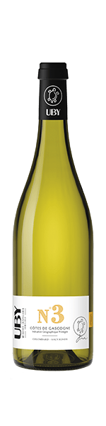 International Wines White Wine Domaine Uby Cotes de Gascogne