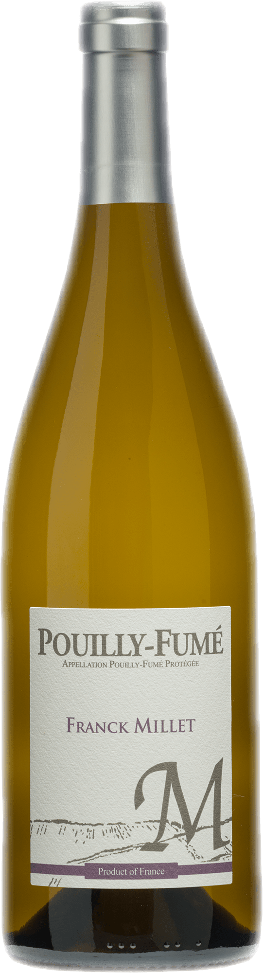International Wines Wine Domaine Franck Millet Pouilly-Fume