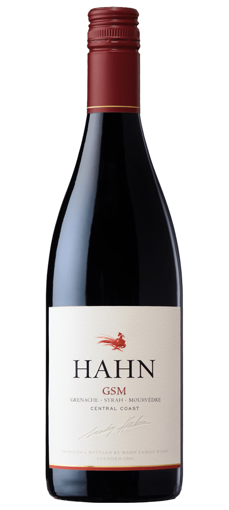 International Wines Wine Hahn Central Coast GSM