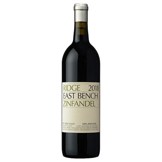 International Zinfandel Ridge East Bench