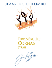 Jean-Luc Colombo French Red Jean-Luc Colombo Terre Brûlées Cornas Syrah