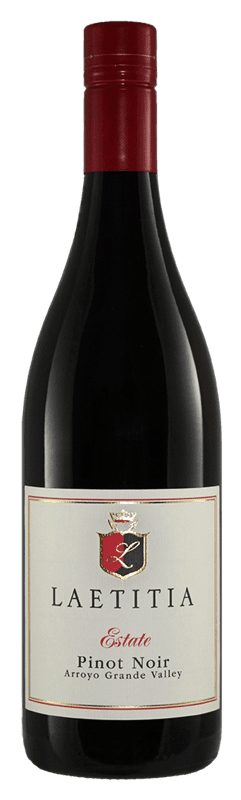 "Laetitia Vineyard & Winery Pinot Noir Laetitia Reserve ""Du Domaine"" Pinot Noir 2015"