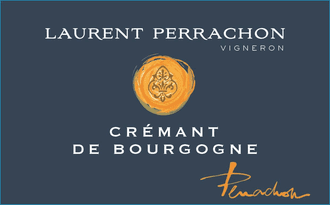 Laurent Perrachon French Sparkling White Laurent Perrachon Cremant De Bourgogne Brut