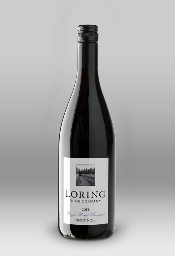 Loring Wine Company Pinot Noir Loring Wine Company 2015 Keefer Ranch Vineyard Pinot Noir (Russian River Valley)