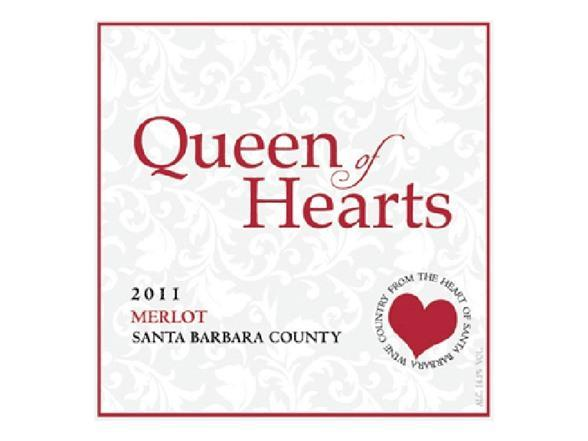Lucas & Lewellen Vineyards Merlot Queen of Hearts, Santa Barbara 2011 Merlot