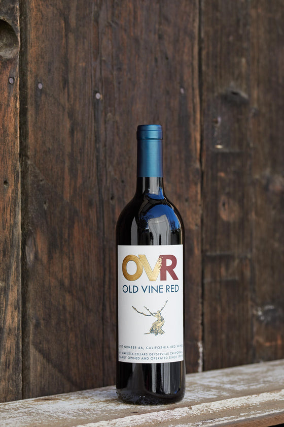 Marietta Cellars Red Blend Marietta Cellars NV Old Vine Red Lot 66 Red (#44 Wine Enthusiast Best Buys 2018)