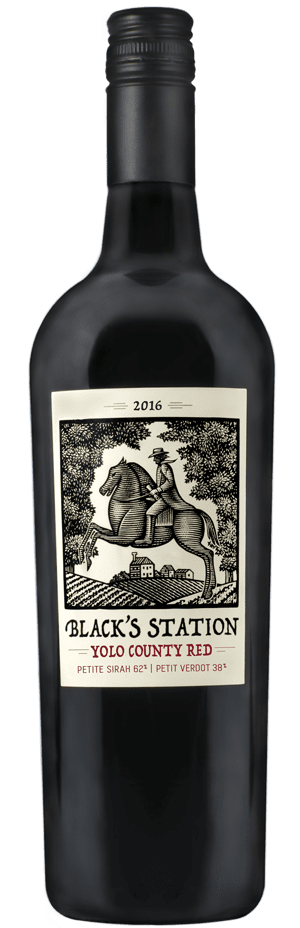 Matchbook Red Blend 2017 Black's Station Red Blend