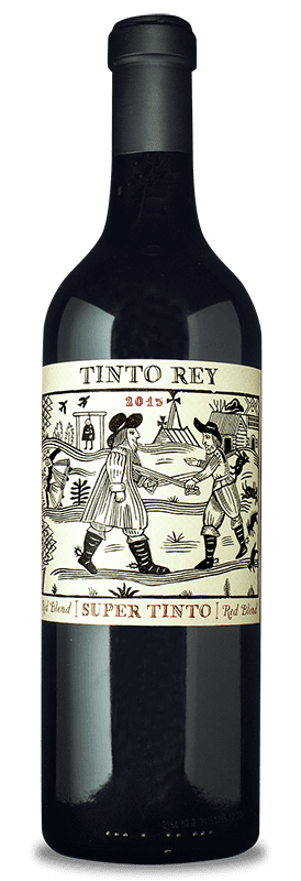 Matchbook Red Blend Matchbook Tinto Rey Red (Dunnigan Hills)