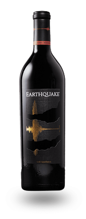 Michal David Winery Cabernet Earthquake Cabernet