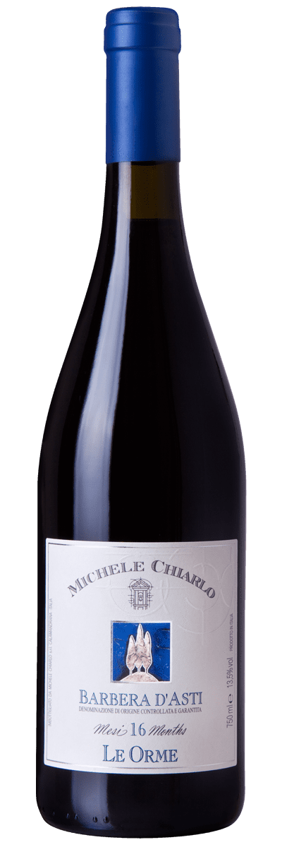 Michele Chiarlo Italian Red 2016 Michele Chiarlo Le Orme (#58 Wine Enthusiast Best Buys 2018)