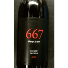 Noble Vines Pinot Noir 2016 Noble Vines, Pinot Noir 667
