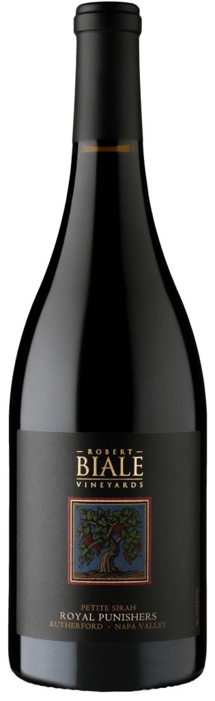 Pinnacle Imports Petite Sirah Biale Royal Punishers Petite Sirah