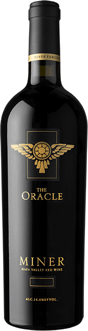 Pinnacle Imports Red Blend Miner Family Vineyards The ORACLE 2014