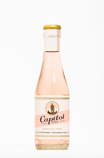 Pinnacle Imports Rosè Illahe Capitol Fizz Sparkling Rose 187mL