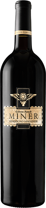 Pinnacle Imports Sangiovese Miner Family Winery Gibson Ranch Sangiovese