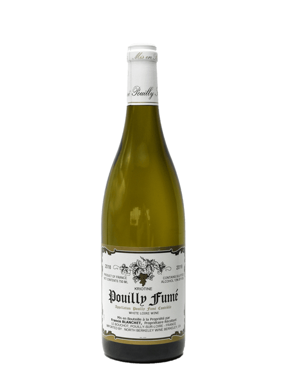 Pinnacle Imports Wine Francis Blanchet Cuvee Silice Pouilly-Fume