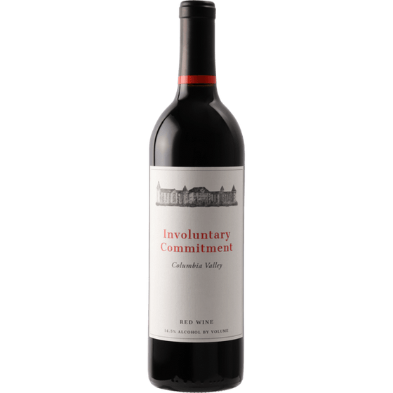 Pinnacle Imports Wine Involuntary Commitment Red Blend
