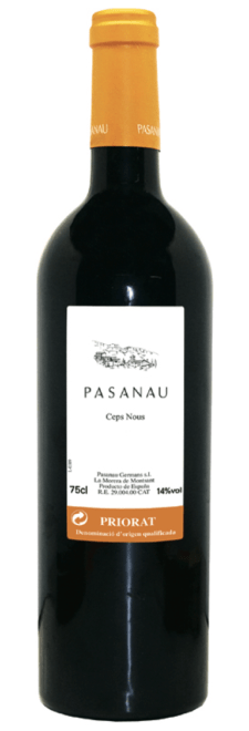 Pinnacle Imports Wine Pasanau Ceps Nous