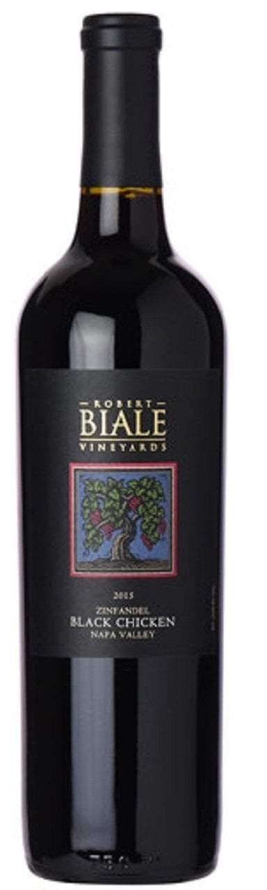 Pinnacle Imports Zinfandel Biale Black Chicken