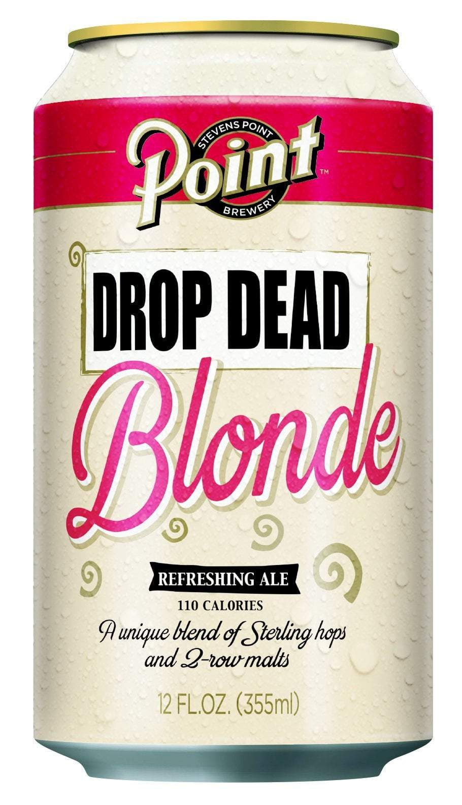 Point Brewing (Stevens Point, Wisconsin Craft Beer Drop Dead Blonde 6pk
