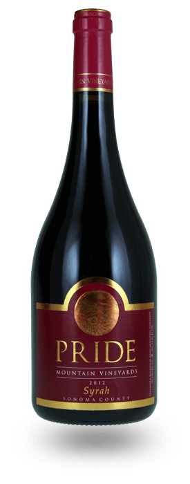 Pride Mountain Vineyards Syrah Pride Mountain Syrah