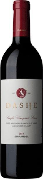 Rush Imports Zinfandel Dashe Todd Brother Ranch