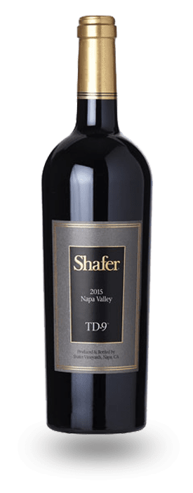 Shafer Red Blend Shafer 2015 TD-9