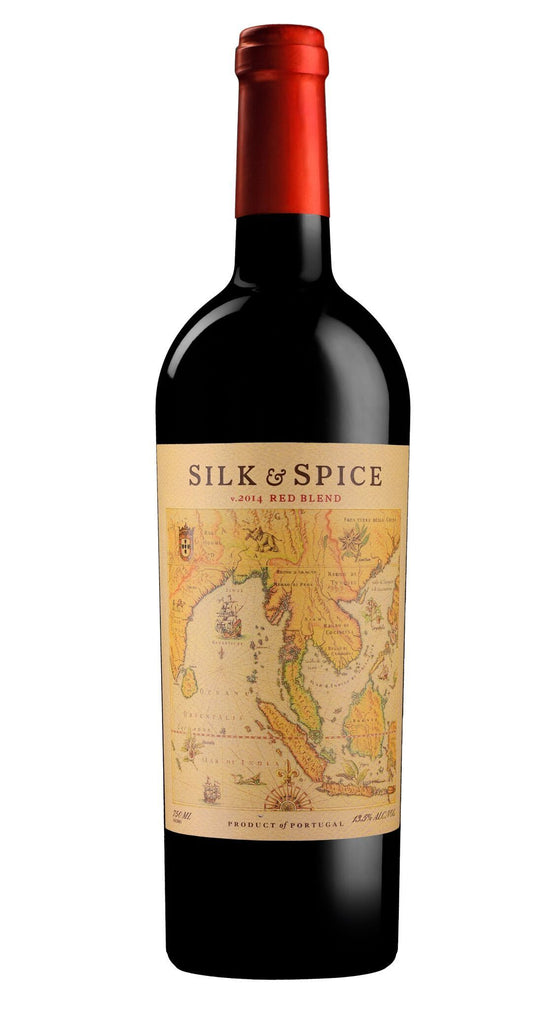Sogrape Portuguese Red 2016 Sogrape Silk & Spice Red Red (#15 Wine Enthusiast Best Buys 2018)