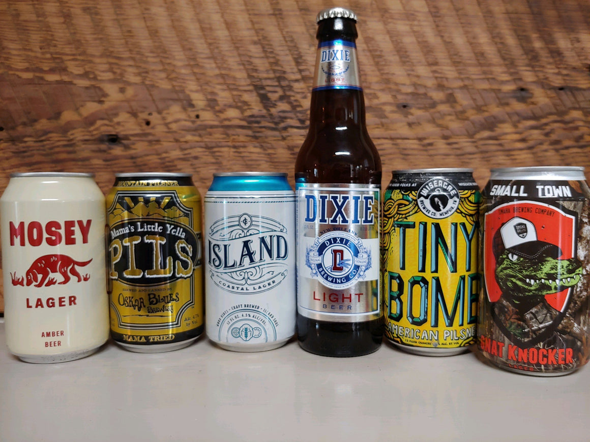 Southern Napa Fine Wine House Craft Beer Keep it Light Mix 6 pk