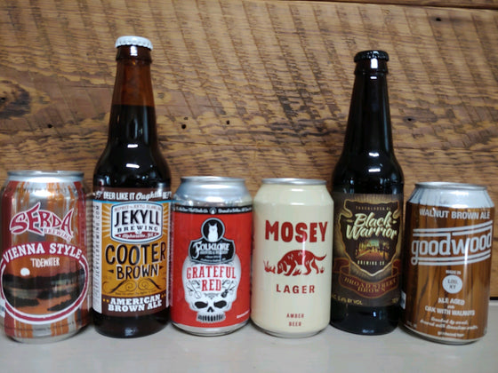Southern Napa Fine Wine House Craft Beer Malt Madness Variety 6 pk