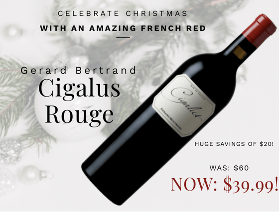 Southern Napa Fine Wine House Day 8! Gerard Bertrand Cigalus Rouge