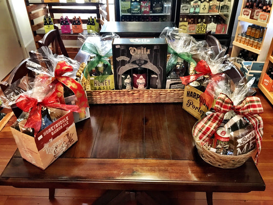 Southern Napa Fine Wine House Gift Basket Christmas Beer Basket