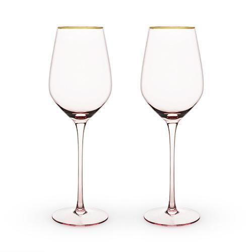 Southern Napa Fine Wine House Wine Glasses Rosè  Crystal White Wine Glass Set