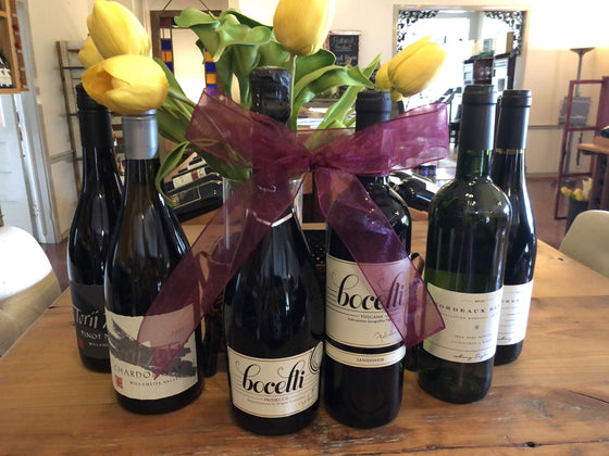 Southern Napa Fine Wine House Wine Two for Tuesday French Duo