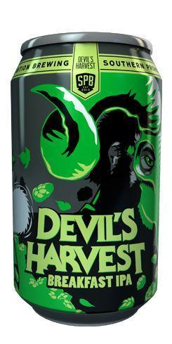 Southern Prohibition Brewing (Hattiesburg, Mississippi) Craft Beer Devil's Harvest 6pk