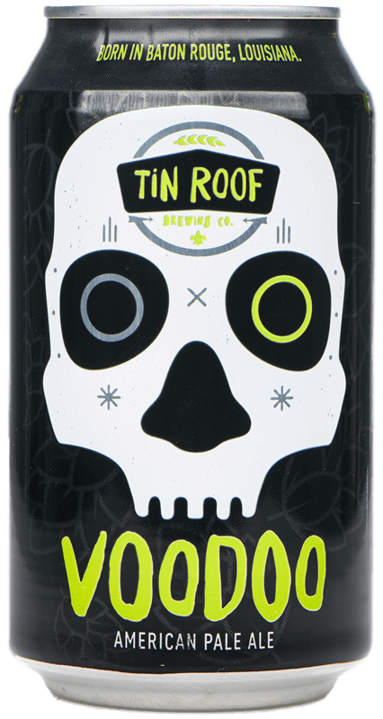Tin Roof Brewing Co. (Baton Rouge, Louisiana) Craft Beer Tin Roof Voodoo 6pk