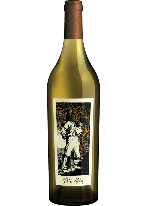 United Johnson Brothers Chardonnay Blindfold Chardonnay