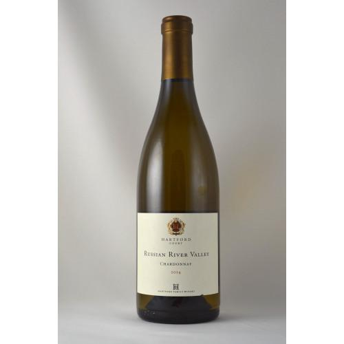 United Johnson Brothers Chardonnay Hartford Court Russian River Valley Chardonnay